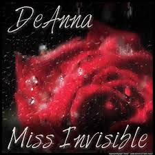 DeAnna –  Miss Invisible (Single)